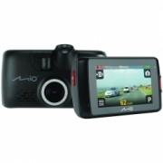 """Mio Mivue 638 - Camera Auto DVR cu GPS incorporat, 1080p, 2.7"""" Touch-screen"""