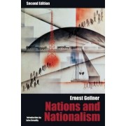 Nations and Nationalism by Ernest Gellner
