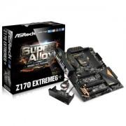 Placa de baza AsRock Z170 Extreme6+, socket 1151
