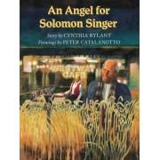 An Angel for Solomon Singer by Cynthia Rylant