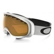 Oakley Crowbar - Snow Matte White/Persimmon - Wintersport Eyewear
