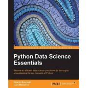 Python Data Science Essentials by Luca Massaron