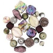 Inspirations Beads 50 Grams-Sugar Plum