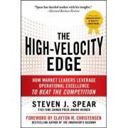 The High-Velocity Edge by Steven J. Spear