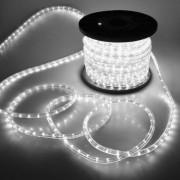 LED Fénykábel 10m hideg fehér