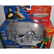 Orange County Choppers American Chopper Lucys Bike 1:18 Scale Die Cast by Joy Ride