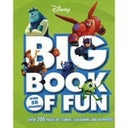 Disney Big Book of Fun by Parragon Books Ltd
