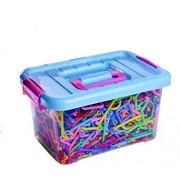 XQXIlustraciš®n educativa de infantil juguetes educativos de los juguetes del bloque hueco de hechizo , boxes with 1100 reference pictures