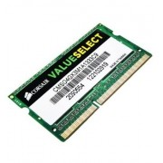 Corsair CMSO4GX3M1A1333C9 Value Select 4GB (1x4GB) DDR3 1333 Mhz CL9