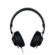 Razer Adaro Stereo - Auriculares (Gaming, circumaural, diadema, 50 mW, alámbrico, 3.5 mm), color negro