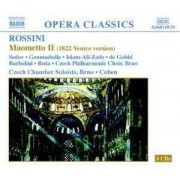 G Rossini - Maometto Secundo (0730099614924) (3 CD)