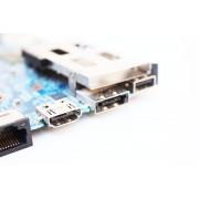 Reparatie mufa HDMI laptop Haier