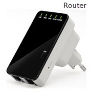 Wi-Fi Repeater & Router