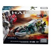 Mega Bloks Halo Unsc Jackrabbit Blitz Playset