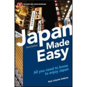 Japan Made Easy 3/E by Boye Lafayette De Mente