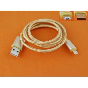 Cable de datos para Iphone 5s 5C 6S 6Plus y Android micro Usb