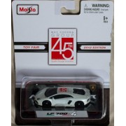Maisto Limited Edition Toy Fair 2012 1:64 Diecast Lamborghini Aventador LP 700-4