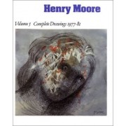 Henry Moore: Complete Drawings v.5 by Henry Moore