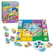 Nickelodeon Bubble Guppies Fin-Tastic Field Trips Board Game 10.5 x 8