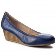 Обувки CAPRICE - 9-22302-28 Ocean Nappa 855