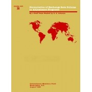 Formulation of Exchange Rate Policies in Adjustment Programmes by International Monetary Fund