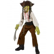 Costum Halloween Copii Pirat Horror