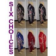 Sarong Pareo Beach Wrap dress 6 options Fish pattern Ocean Scene