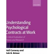 Understanding Psychological Contracts at Work by Neil Conway