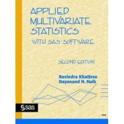Applied Multivariate Statistics with SAS(R) Software, Second Edition by SAS Publishing
