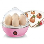 Kawachi Multi-Purpose Stainless Steel Plastic Electric Egg Cooker Food Steam