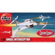 Angel Interceptor repülő makett Airfix A02026
