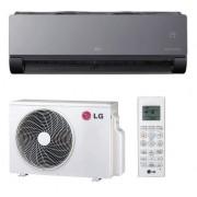 Aparat de aer conditionat LG ArtCool Mirror AM12BP, Inverter, 12000BTU, Clasa A++ (Negru)