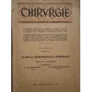 Chirurgie Semiotica, Clinica, Terapeutica Vol.1 Fascicola 1 Clinica Chirurgicala Generala - I. Iacobovici Ion Porumbaru Cornel Craciunescu