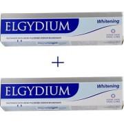 ELGYDIUM Pachet Pasta dinti albire 1+1 50% reducere din al doilea produs