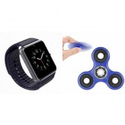 YSB GT08 Smart Watch And Fidget Spinner (Hand Spinner) for ASUS ZENFONE C 7.0