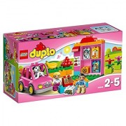 DUPLO LEGO - My first shop - 10546