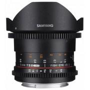 Samyang 8mm T3.8 VDSLR UMC Fish-eye CS II (Pentax K)