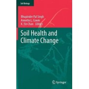 Soil Health and Climate Change by Bhupinderpal Singh