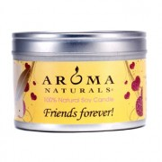 100% Natural Soy Candle - Friends Forever 6.5oz 100% Натурална Свещ от Соя - Friends Forever