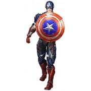 Square Enix Marvel Universe Variant Play Arts Kai Captain America Action Figure