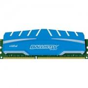 Memorie Crucial Ballistix Sport XT 4GB DDR3, 1866MHz, PC3-14900, CL10, 1.5V, XMP, BLS4G3D18ADS3CEU