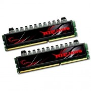 G.Skill DDR3 4GB PC1333 CL7 KIT (2x2, F3-10666CL7D-4GBRH) Kit Memoria