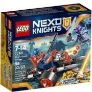 Конструктор Лего Нексо Рицари - Артилерия на кралската стража - LEGO Nexo Knights, 70347