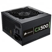 Sursa Corsair CX500, 500W, 80 PLUS Bronze, PFC activ, CP-9020047