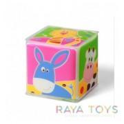 Голямо меко кубче Babyono 895