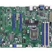 ASRock E3C224-V+ Carte mère serveur/station de travail avec Socket 1150 Intel C224 DDR3 S-ATA 600 ATX