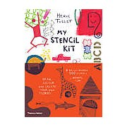 My Stencil Kit : Draw Colour and Create Your Own Stories