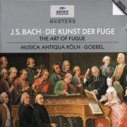 Reinhert Goebel, Musica Antiqua Koln - J. S. Bach - The Art of Fugue (0028944729320) (1 CD)