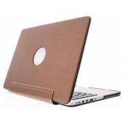 Bruine brushed hardshell voor de MacBook Pro 13.3 inch