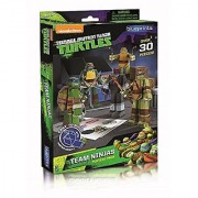 Zoofy International Teenage Mutant Team Ninja Turtles Paper Craft Pack